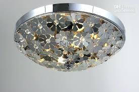 Flower Lights For Bedroom New Modern Crystal ...