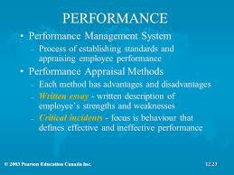 human resource management ppt video online 23 performance performance management system