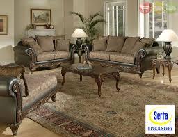 Traditional Living Room Furniture Sets Serta Ronalynn Formal Antique Style Luxury Sofa Love Seat Living