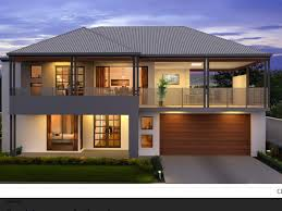 mainvue homes floor plans new two y facade grey roof balcony over garage gl railing of