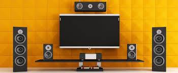 expert home entertainment installation