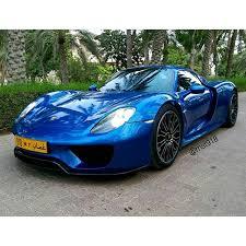 porsche 918 spyder liquid metal blue. 918 m oman u2013 435918 porsche spyder liquid metal blue