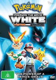 Pokemon The Movie: White - Victini And Zekrom: Amazon.co.uk: DVD & Blu-ray