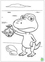 This app is only for who want to learn drawing dinosaur easy way. Dinosaur Train Coloring Pages