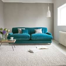 teal blue furniture. contemporary british made pudding sofa in real teal clever velvet blue furniture l