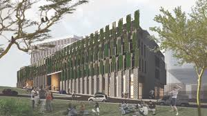 Best Design School In South Africa Gallery Of Finalist Proposal For First Public University In