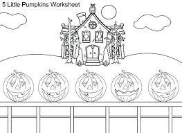 pumpkin coloring pages pdf pumpkin coloring page five pumpkins on coloring page at 5 little pumpkins
