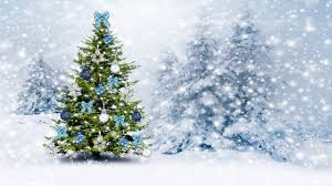 snowy christmas tree wallpaper. Delighful Wallpaper White Christmas Tree Wallpaper 19 In Snowy