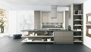 Kitchen Cabinet Display Kitchen Gray Tile Floor White Kitchen Cabinets White Wall