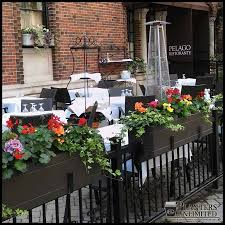 restaurant patio planters. Perfect Patio Outdoor Restaurant Planters Click To Enlarge Inside Patio R