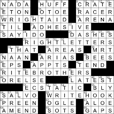 Hurry Off And Hide Crossword Clue Archives Laxcrossword Com