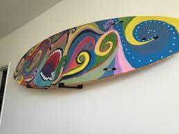 surfboard display rack