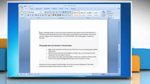 How To Delete A Page In Microsoft Word 2007