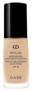 Ga-De <b>Тональный крем Idyllic Moisture</b> Rich Long-Wear ...