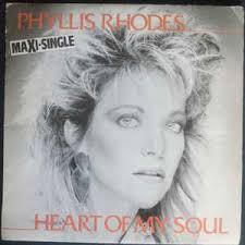Phyllis Rhodes - Heart Of My Soul (1988, Vinyl) | Discogs
