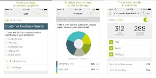 Surveymonkey Releases An App For Surveys On The Move
