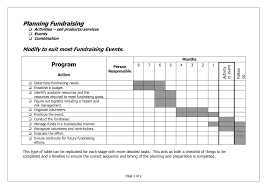 Sample Budget Plan For Non Profit 9 Nonprofit Fundraising Plan Examples Pdf Examples