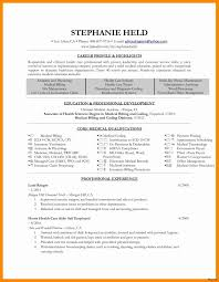 Resume Template Healthcare Resume Examples Fresh Fresh Medical