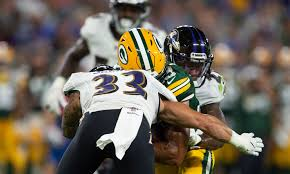 Irish in the NFL: Bennett Jackson waived by Baltimore Ravens