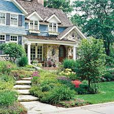 #3 Country Cottage Front Yard