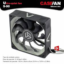 computer case fan. aliexpress.com : buy alseye computer fan cooler 120mm/80mm/90mm, led 3pin / 4pin dc 12v fan, unique air flow and volume comprehensive cooling from case