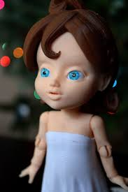 ball jointed dolls. 3d model ball jointed doll dory stl 5 dolls