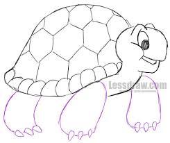 Naučit Se Kreslit želvu Nakreslíme želvu
