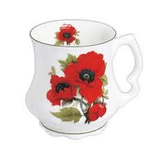 David Michael Designer David Michael Grandmothers Large Coffee Tea Mug With