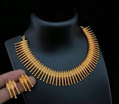 necklace matt finish jewellery rs 360