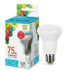 Светодиодная <b>лампа ASD LED-R63-standard</b> 8Вт 230В Е27 ...