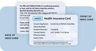 Card Health Health Imed Imed Imed Insurance Card Imed Health Insurance Insurance Card