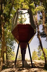 Modern Tree Houses 10 Modern Treehouses Wed Love To Have In Our Own Backyard