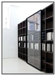 white bookshelf with glass doors elegant black white bookcase with glass door idea in spacious room