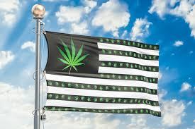 high of legal marijuana