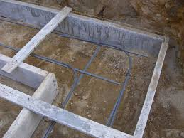 foundation footer is critical element