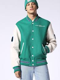 green leather jackets