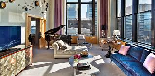 3 Bedroom Suites In New York City Interior Cool Inspiration