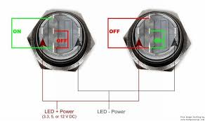 help wiring vandal led switch techpowerup forums i don t get how there explaining this i connected wires in both ways but switch doesn t turn on nor do the fan leds turn on