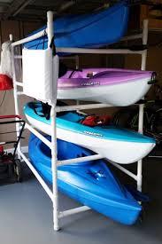a kayak 7 smart storage ideas