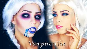 vire frozen elsa makeup tutorial