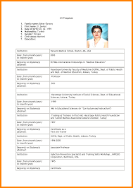 Resume Format For Be 24 Interview Resume Format Hostess Resume 17