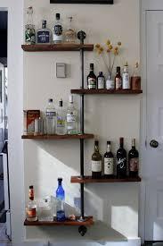 Bar Bottle Display Stand Liquor Bottle Shelves Diy Ccode Info Throughout Decor 100 97