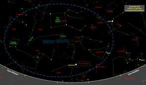 Star Chart For November Sky Map Star Chart November 2016 Old Farmers Almanac