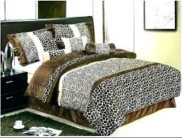 leopard duvet cover print crib bedding sets decoration cheetah set animal covers king size cheetah print sheets animal bedding