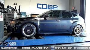 COBB Tuning - Dyno 507 WHP / 450 WTQ - 2011 Subaru WRX - STi ...