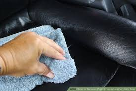 image titled remove paint from a leather auto seat step 10