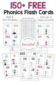 Kindergartners, teachers, and parents who homeschool their kids can print, download, or use the free. Free Printable Phonics Books And Worksheets Homeschool Giveaways