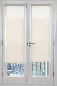 single patio door with built in blinds. Fine Built Sunscreen Roller Blinds Fitted To French Doors Httpwww Single Patio Doors  With Built In Blinds Modern House Throughout Door R