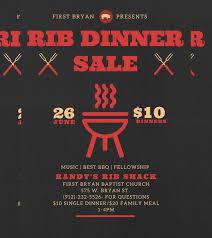 Dinner Sale Flyer Template Best Of Dinner Sale Template