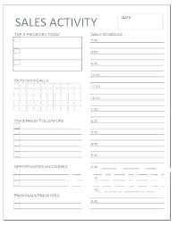Sales Calls Template Sales Call Plan Template Monthly Planning Excel Contact List